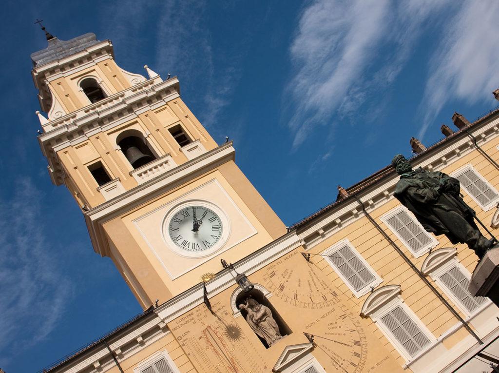 Luoghi e musei a Parma