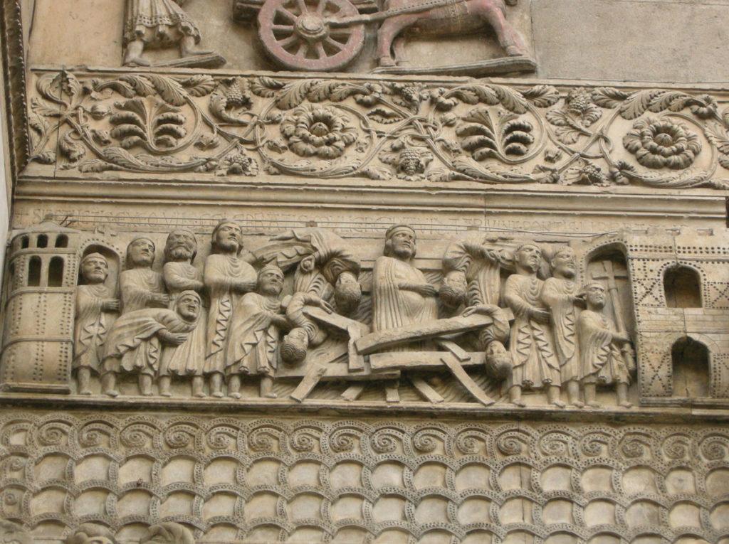 Le chiese della Via Francigena/1